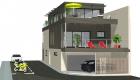 Intégration maison centre ville