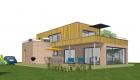 Construction maison bois, SARL AUGER, Cholet, Maine et Loire, Maître d'œuvre, architecture bois, Maulévrier, Plan maison, LEGALUDEC, AMIGNE 49