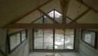 Rénovation agrandissement, SARL AUGER, architecte, Cholet, Maine et Loire, Maître d'œuvre, architecture bois, Maulévrier, Plan maison, FAINETEAU CHOLET 49
