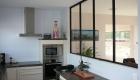 aménagement intérieure maison avec verriere près de Cholet par le cabinet d'architectes Auger bruno