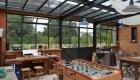 Maison bois atelier interieur CHEMILLE 49 bruno auger