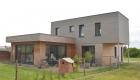 Maison bois LE MAY SUR EVRE 49 Bruno auger atelier architecture 2