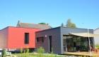 Construction maison bois, SARL AUGER, Cholet, Maine et Loire, Maître d'œuvre, architecture bois, Maulévrier, Plan maison, BOURSIER, MAULEVRIER 49
