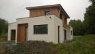 Construction maison bois, SARL AUGER, Cholet, Maine et Loire, Maître d'œuvre, architecture bois, Maulévrier, Plan maison, JONCKEAU, CLISSON 44
