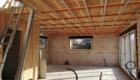 Construction maison bois, SARL AUGER, Cholet, Maine et Loire, Maître d'œuvre, architecture bois, Maulévrier, Plan maison LA ROCHE SUR YON 85